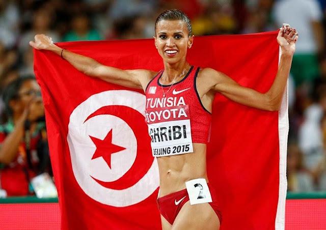Habiba Ghribi championne de France