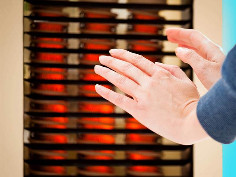 Winters Bring Heaters but What are Safety Tips