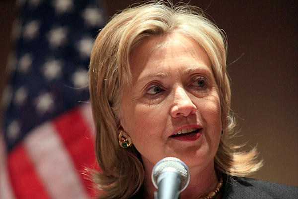 Chibok girls: Until they are set free, there will be no peace -Hillary Clinton