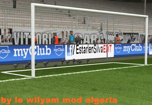 PES 2017 No Net Goal Mod dari Le Wilyam