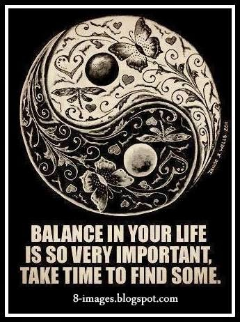 Balance, Life, Important, Find,