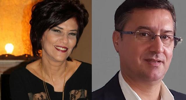 C'est officiel, Younès Moujahid, président du CNP et F.Zahra Ouriaghli et la vice-présidente