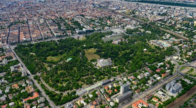 Parque da Cidade, Budapeste