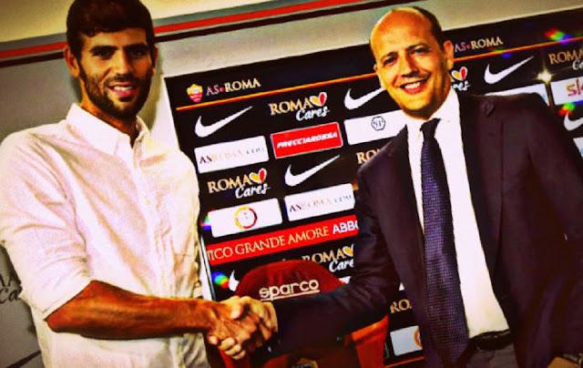 Pemain Bertahan Tottenham Hotspur, Federico Fazio Bergabung di AS Roma