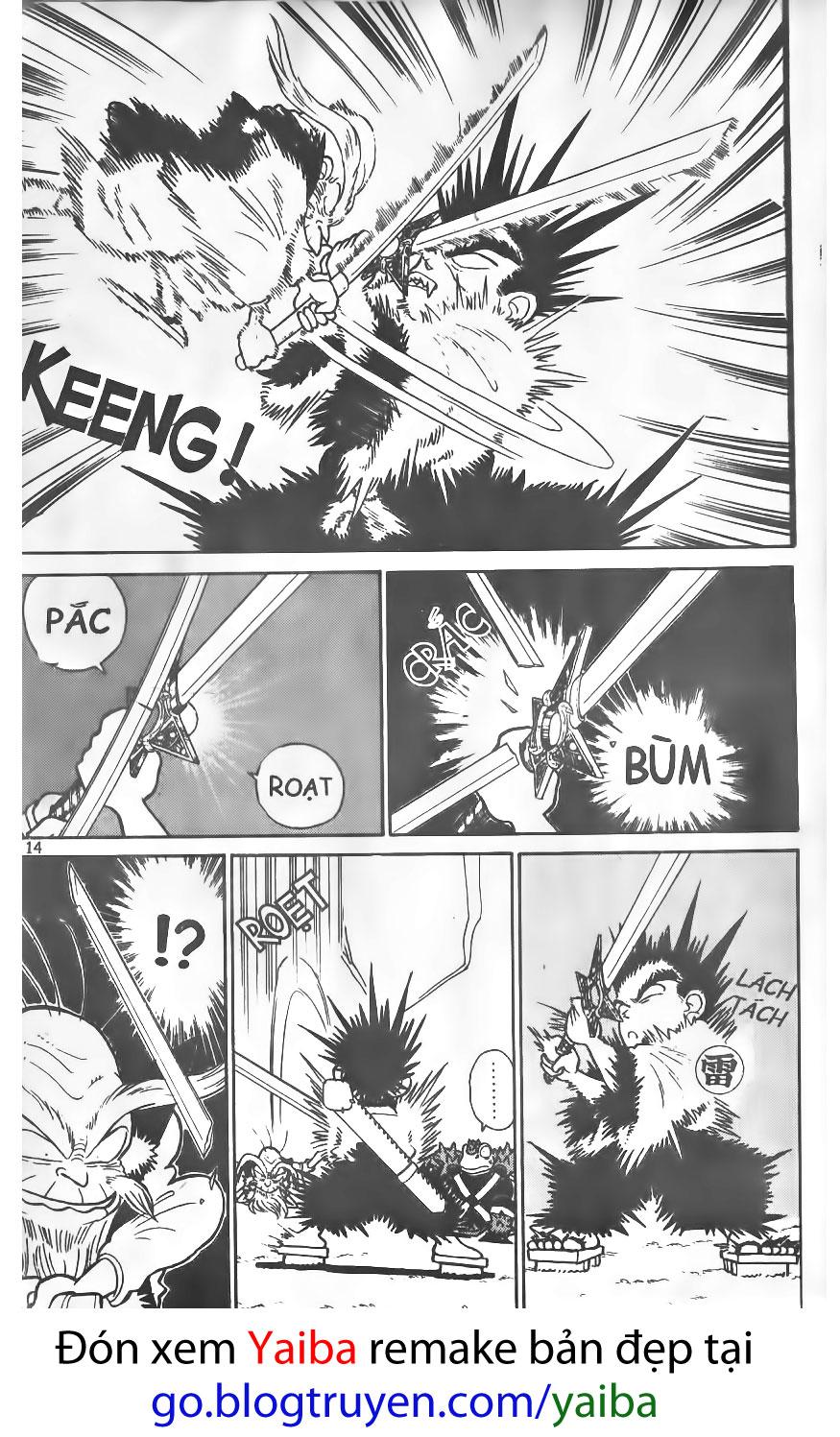 Yaiba chap 20 trang 12