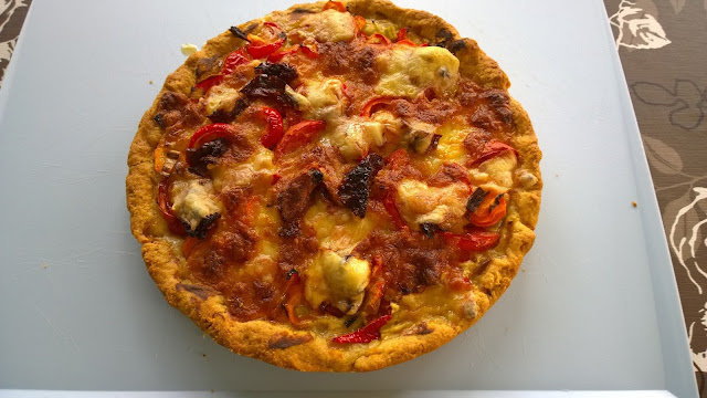 Gemüse-Senf-Torte (c) by Joachim Wenk