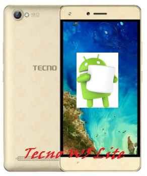 فلاشة ،هاتف ،تكنو ،firmware، Tecno، W5، Lite