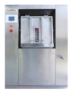 Barrier Jual mesin laundry barrier infectious 2 pintu