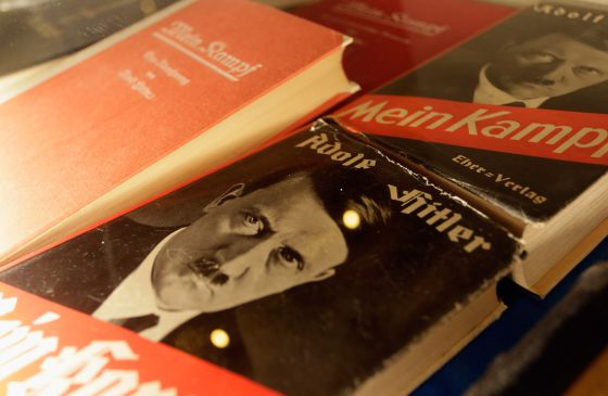 'Mein Kampf', a pamphlet for History