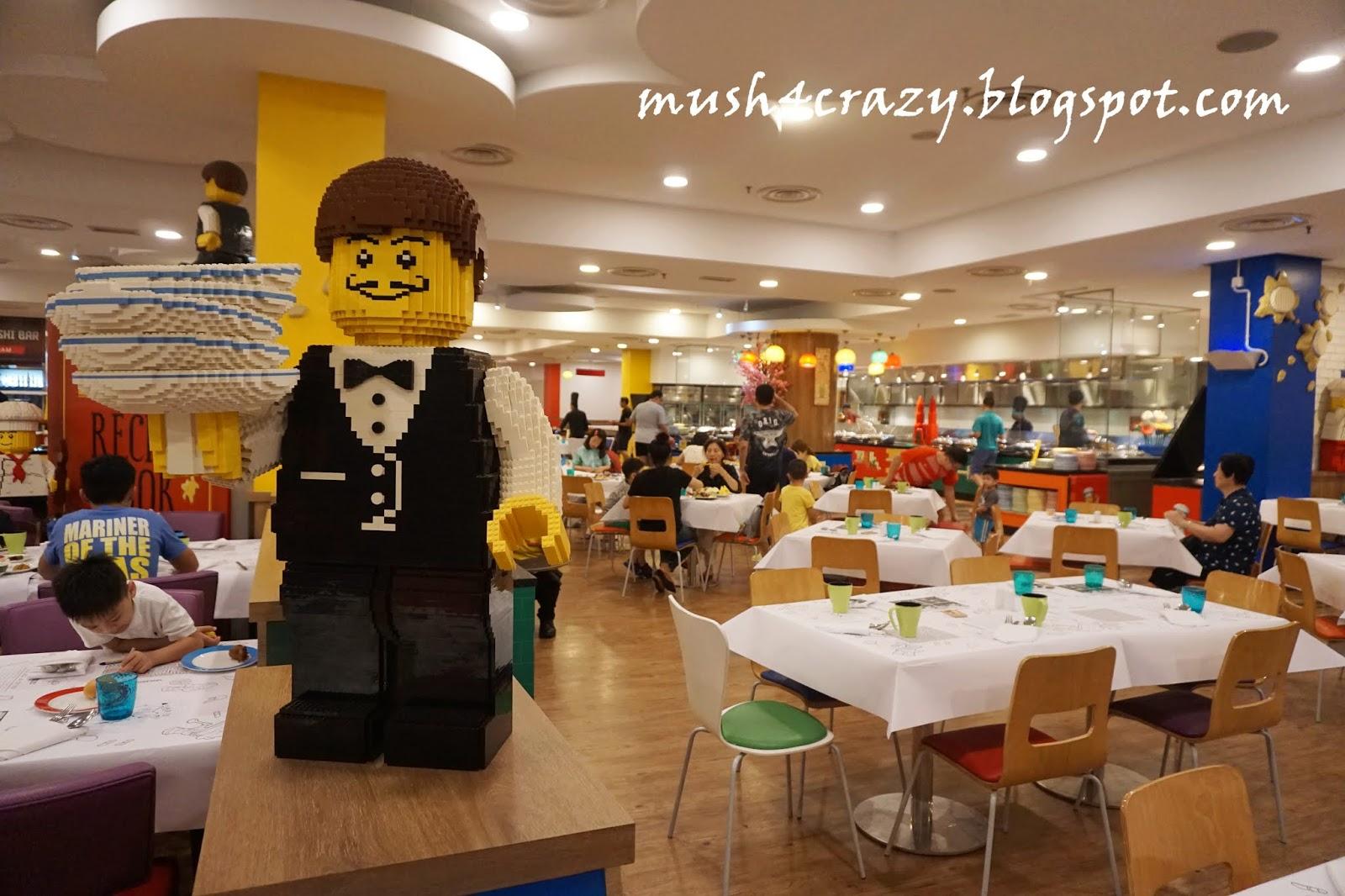 Ramadan Buffet @ Bricks Family Restaurant, Legoland ...