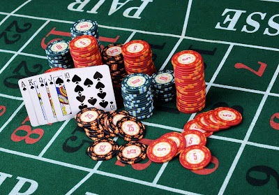 Weighing the advantages of gambling