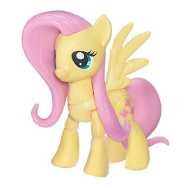 My Little Pony SDCC SDCC 2016 Exclusive Fluttershy Guardians of Harmony Figure
