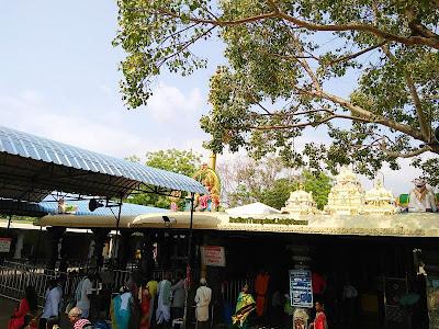 Pedakakani  Bhramaramba Malleswara Swamy Temple