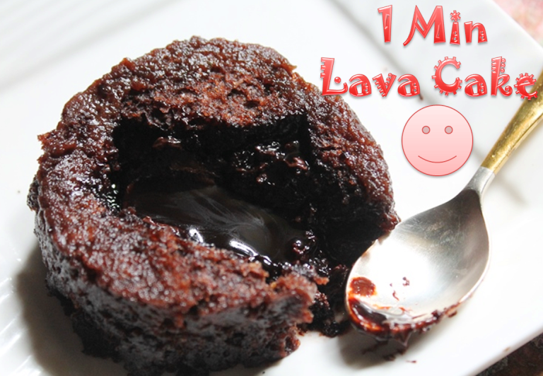Recipe Chocolate Lava Mug Cake Microwave