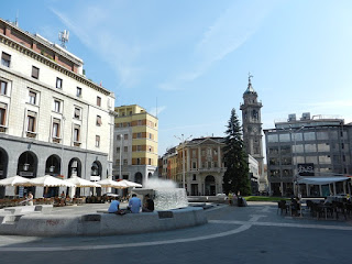 Piazza Monte Grappa in Varese