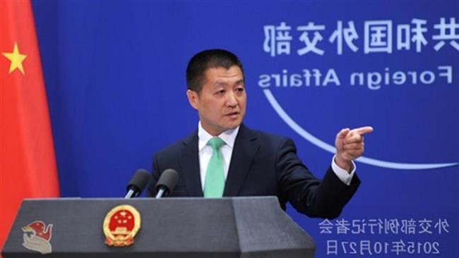 Beijing calls on Washington to avoid damaging Sino-US ties over Taiwan