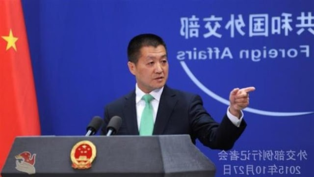 Beijing calls on Washington to avoid damaging Sino-US ties over Taiwan