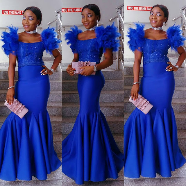 African Evening Dresses : Hot and Trendy Designs for