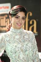 Poonam Kaur in Beautiful Floor Length Gown at IIFA Utsavam Awards 2017  Day 2  Exclusive 17.JPG