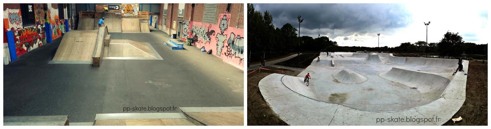 meilleurs skatepark Nord