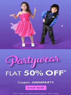 Firstcry  Offer Flat Rs. 250 off on minimum purchases worth Rs. 999