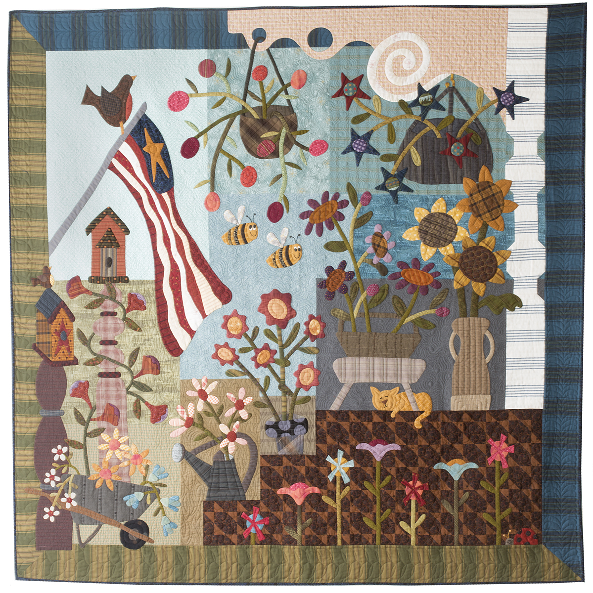 Continually Crazy Back Porch Quilts Book Has Arrived