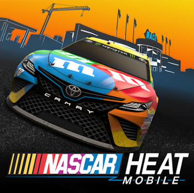 Download NASCAR Heat Mobile Mod Apk Terbaru For Android [Unlimited Money]