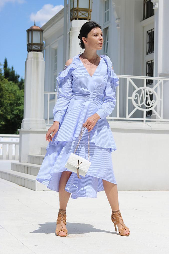 blog modowy sukienki lato 2019