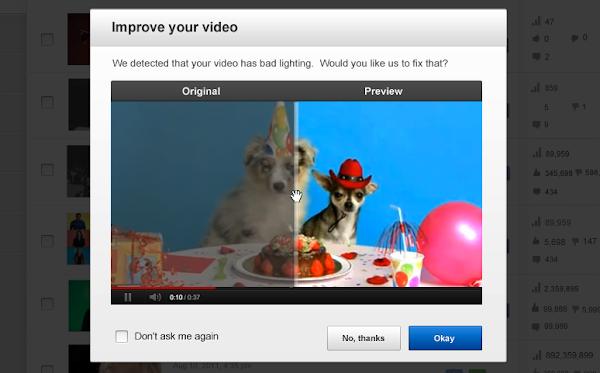 Пользователи YouTube смогут корректировать яркость и стабилизировать видео - «Интернет»