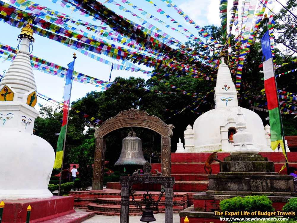 bowdywanders.com Singapore Travel Blog Philippines Photo :: Nepal :: Where You Should Look Twice: Swayambhu Mahachaitya, Kathmandu