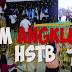 Team Angklung Kebangsaan di Pluit Village Mall