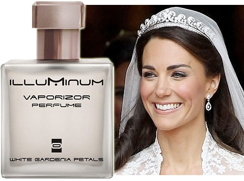 What Perfume Did Kate Middleton Wear At Her Wedding