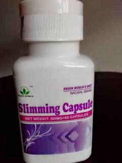 khasiat slimming capsule