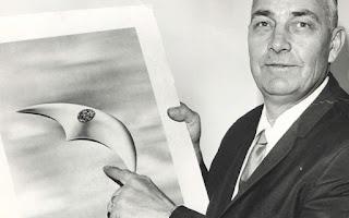 Kenneth Arnold UFO