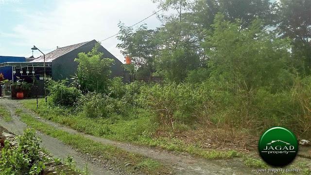 Tanah dekat Kampus UII jalan Kaliurang