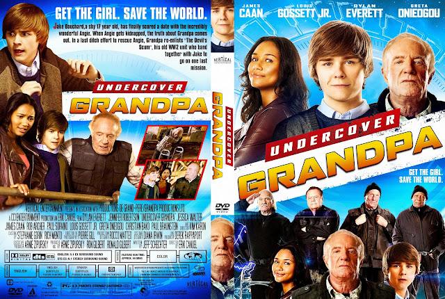 Undercover Grandpa DVD Cover