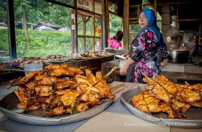 Ayam Percik Kak Jah Lemal