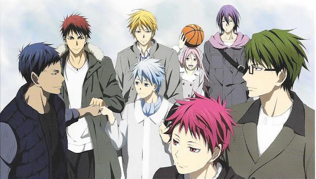 film anime kuroko no basket