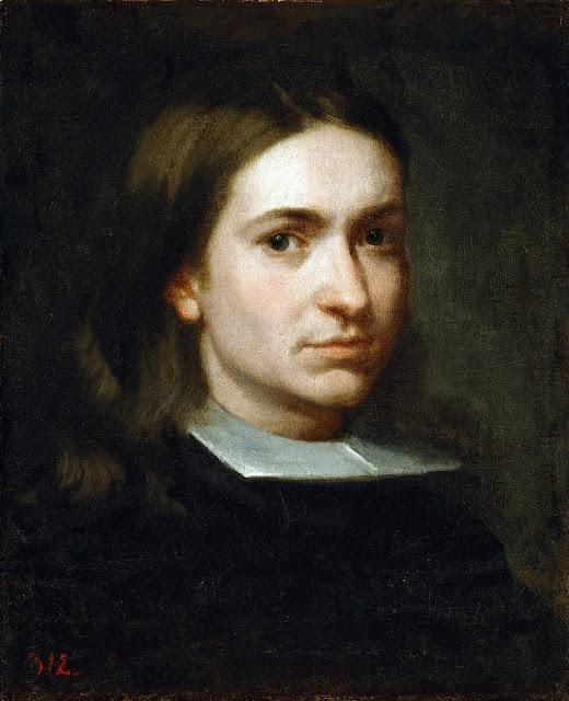 Sebastián Muñoz, Self Portrait, Portraits of Painters, Fine arts, Portraits of painters blog, Paintings of Sebastián Muñoz, Painter Sebastián Muñoz