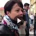 """ВСЕМ К ПРОСМОТРУ!!!""""Респект! Гоните вон из страны этот срусский мир!!!"""" Как общается русская быдло-девушка с чехами в Праге на 9 мая (видео)"""