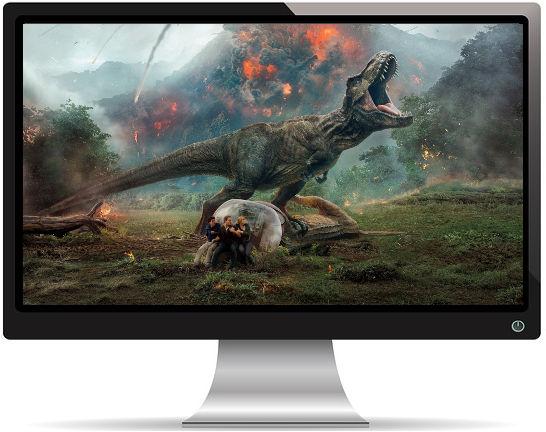Jurassic World Fallen Kingdom 2018 - Fond d'Écran en Ultra HD 4k