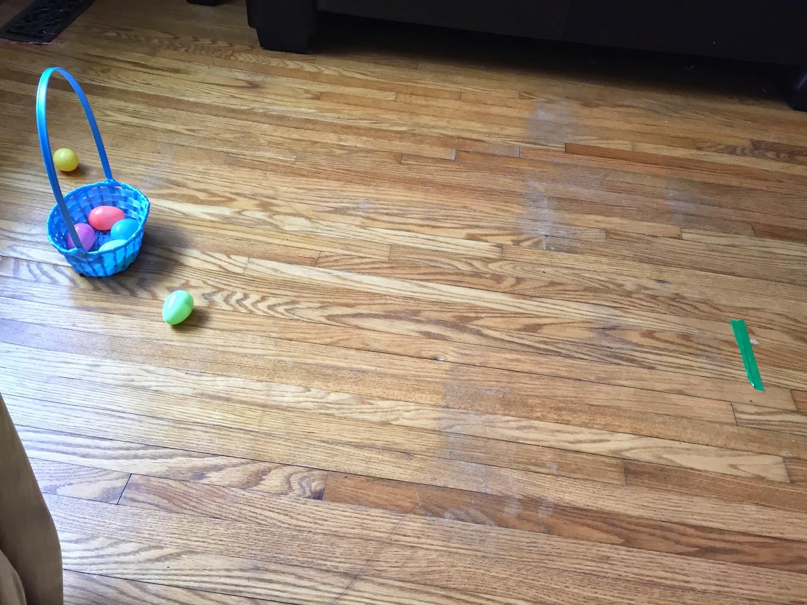 Plastic Egg Toss