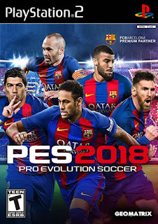 update pes 2018 ps2