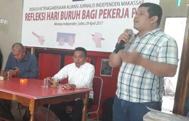 AJI Makassar gagas perda perlindungan jurnalis