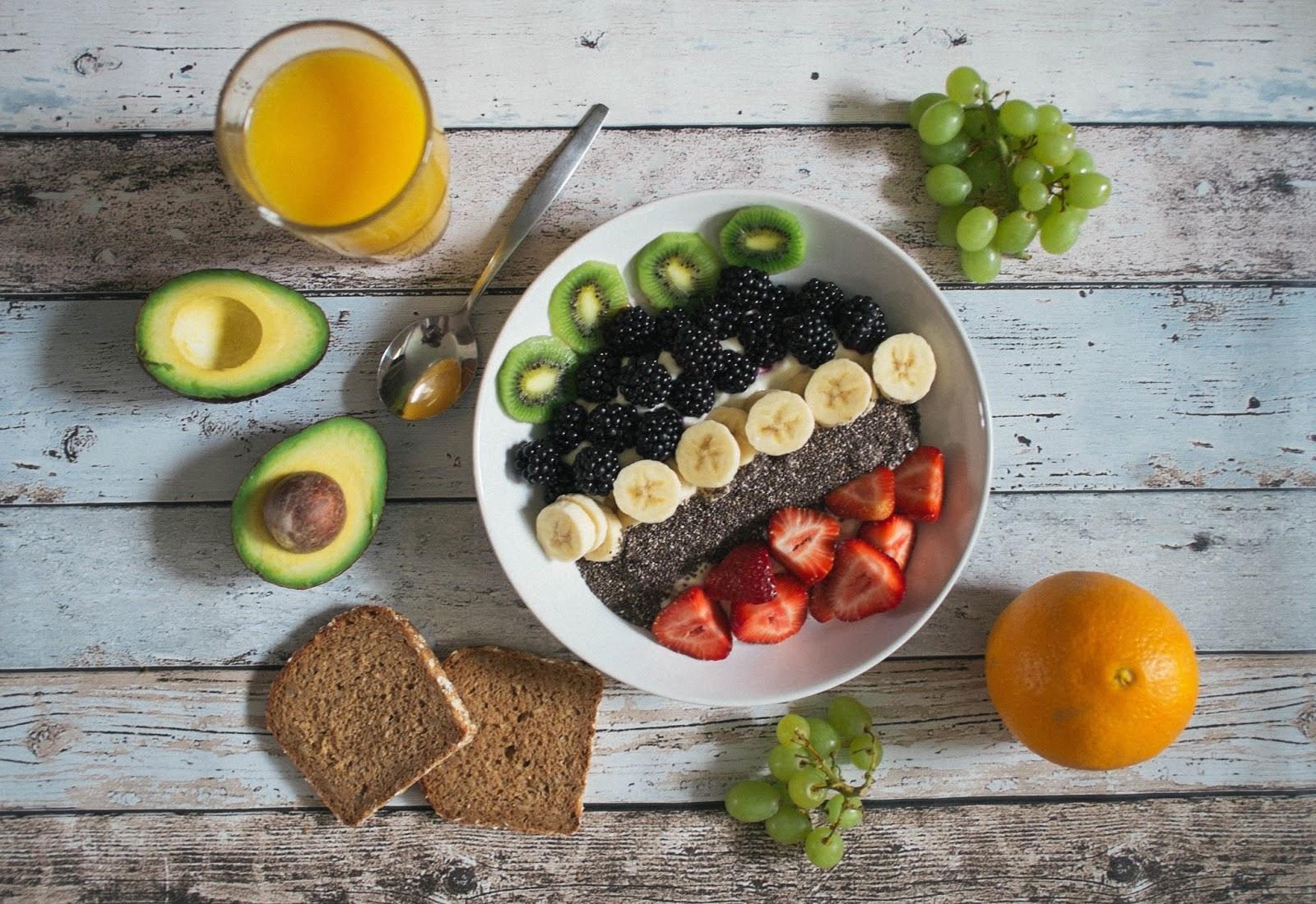 gesunde lifestyle durchstarten