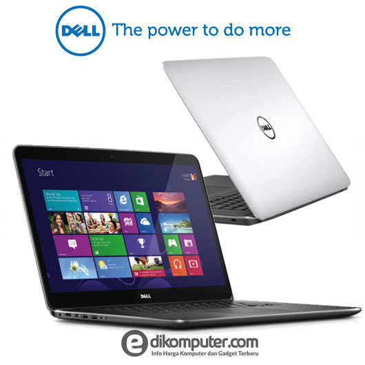 Harga Ultrabook Dell XPS 15 Core i7-4712HQ