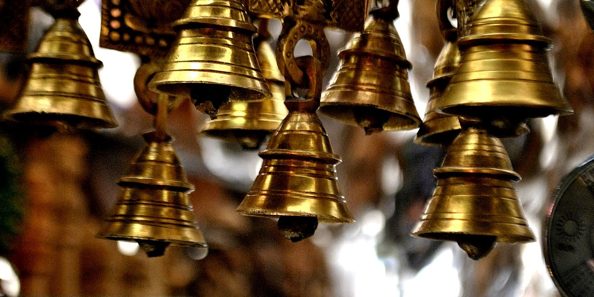 Why Do Temples Have Bells?