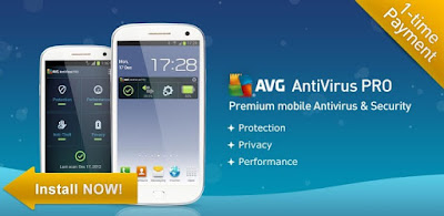 Free Download AntiVirus PRO Android Security v5.7 APK