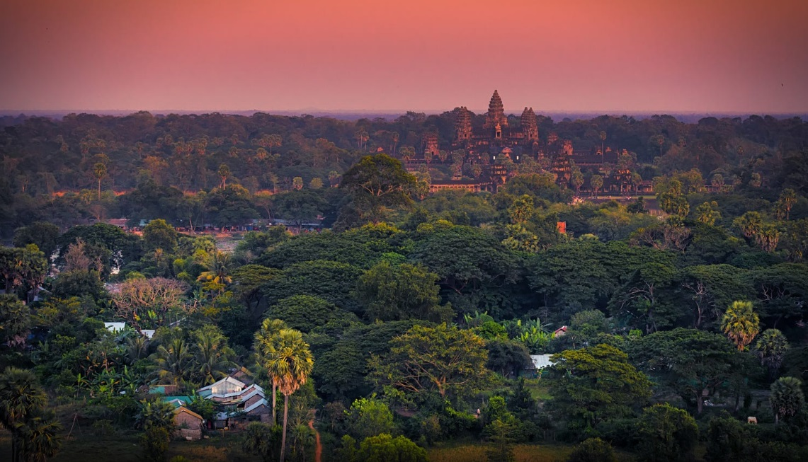 Angkor Wat: The largest religious site in the world