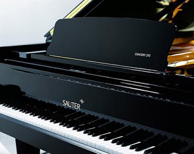 Tìm Hiểu Đàn Piano Châu Âu